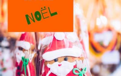 Vokabular für Weihnachten auf Französisch